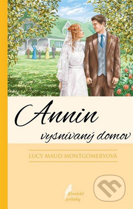 Annin vysnívaný domov - Lucy Maud Montgomery
