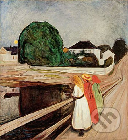 Munch, Dievčatá na moste -
