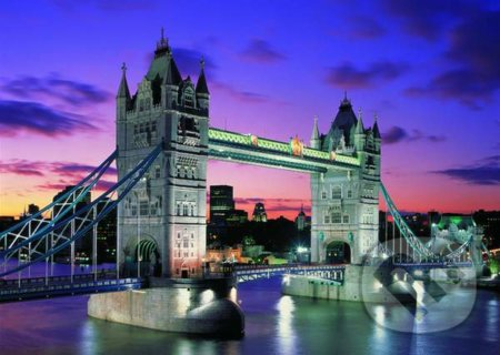 Tower Bridge, Londýn -