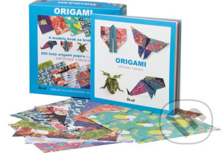 Origami – Japonské variace - Francesco Decio, Vanda Battaglia