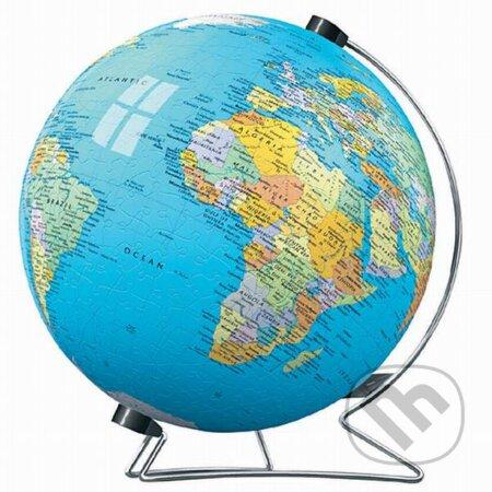 Zemeguľa 3D -