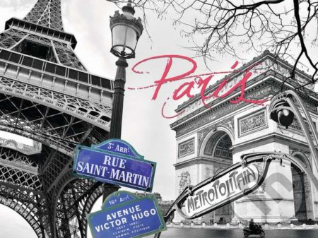 Paris, mon amour -
