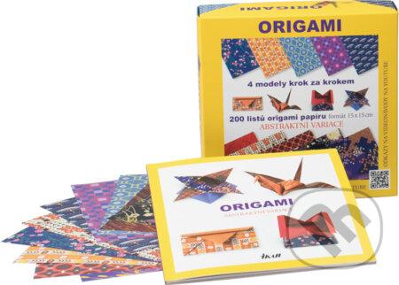 Origami – Abstraktní variace - Francesco Decio, Vanda Battaglia