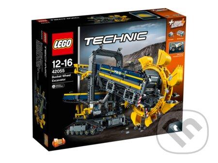 LEGO Technic 42055 Ťažobné rýpadlo -