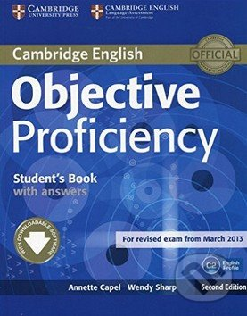 Objective Proficiency - Student\'s Book with Answers - Annette Capel, Wendy Sharp