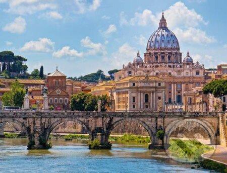 Anjelský most, Rím -