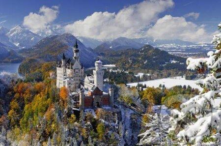 Neuschwanstein -