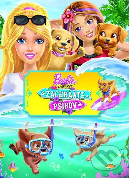 Barbie a sestričky: Zachráňte psíkov: Filmový príbeh -