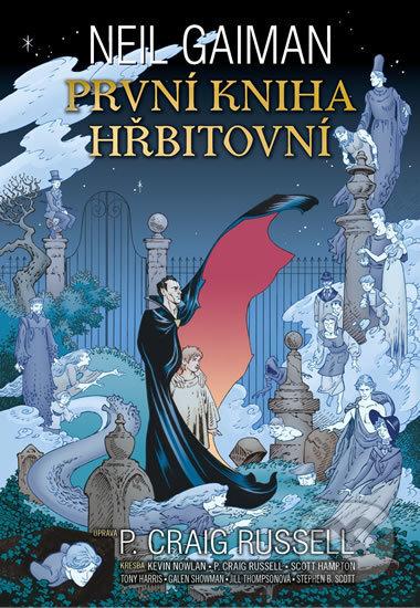 První kniha hřbitovní - Neil Gaiman