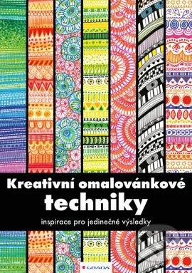 Kreativní omalovánkové techniky - Kolektiv autoru