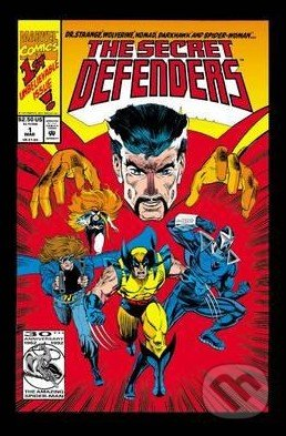 The Secret Defenders - Ron Marz, Roy Thomas, Andrew Coates