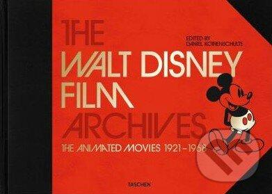 The Walt Disney Film Archives - Daniel Kothenschulte, John Lasseter