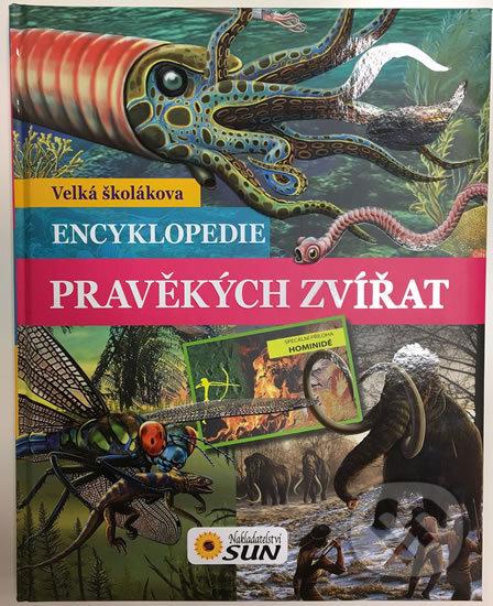 Velká školákova encyklopedie pravěkých zvířat -