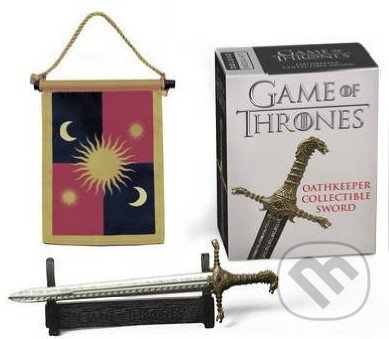 Game of Thrones: Oathkeeper Collectible Sword -