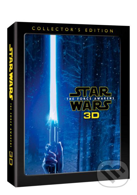 Star Wars: Síla se probouzí 3D BLU-RAY3D