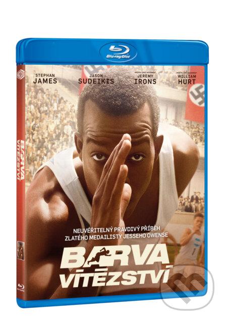 Barva vítězství DVD