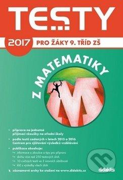 Testy 2017 z matematiky -
