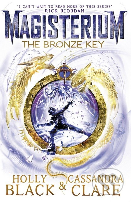 The Bronze Key - Cassandra Clare, Holly Black