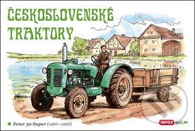 Československé traktory -