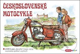 Československé motocykle -
