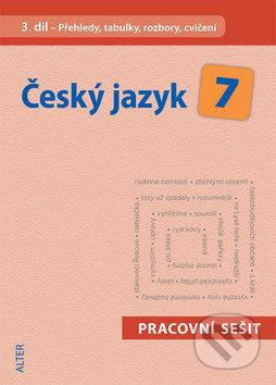 Český jazyk 7 (III. díl) - Miroslava Horáčková
