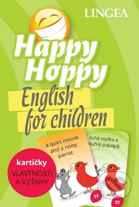 Happy Hoppy kartičky: Vlastnosti a vzťahy -