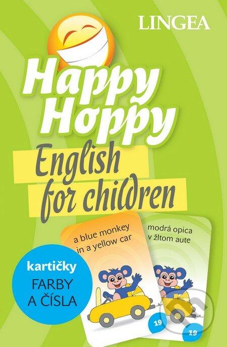 Happy Hoppy kartičky: Farby a čísla -