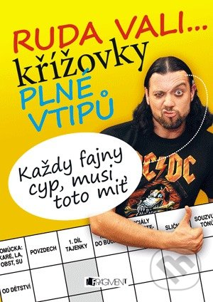 Ruda vali... křížovky plné vtipů - Ruda z Ostravy
