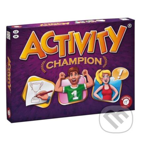 Activity Champion -
