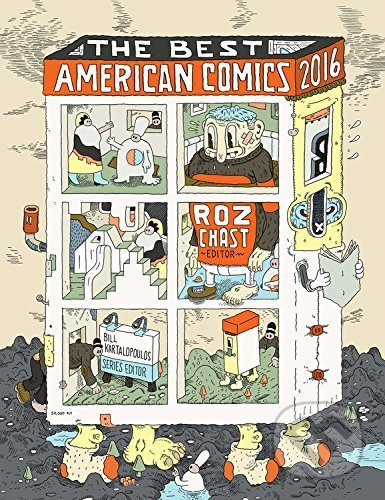 The Best American Comics - Roz Chast