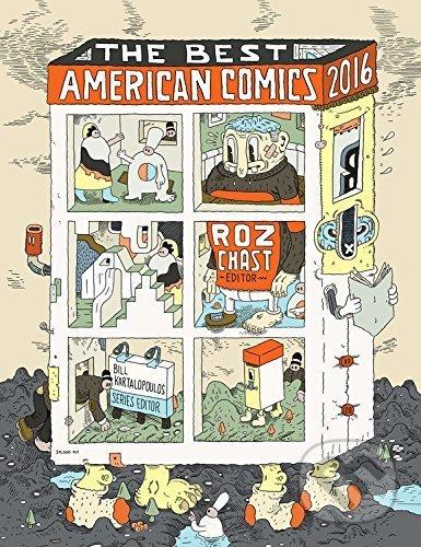 The Best American Comics - Roz Chast