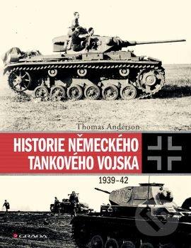 Historie německého tankového vojska - Thomas Anderson