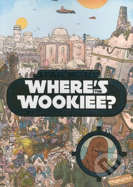 Star Wars: Where\'s the Wookiee? -