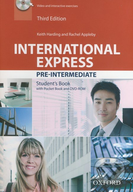 International Express - Pre-Intermediate - Keith Harding, Rachel Appleby