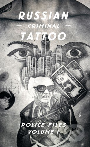Russian Criminal Tattoo Police Files - Arkady Bronnikov