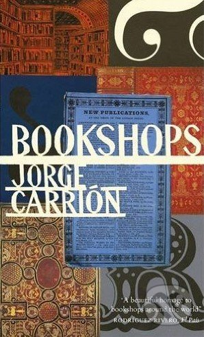 Bookshops - Jorge Carrión
