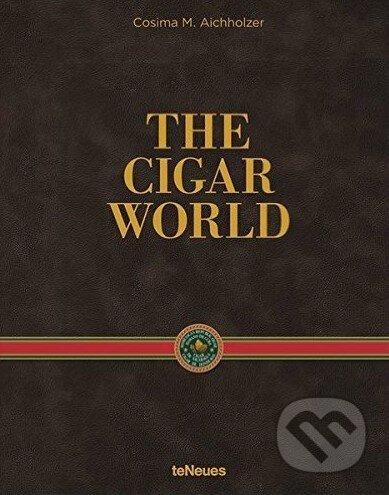 The Cigar World - Cosima M. Aichholzer
