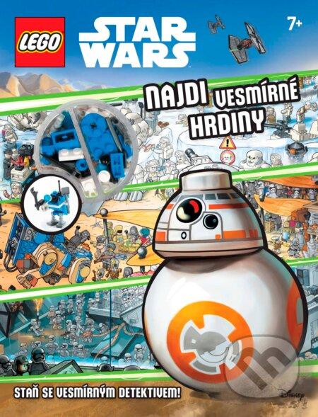 LEGO Star Wars: Najdi vesmírné hrdiny -