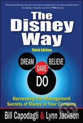 The Disney Way - Bill Capodagli, Lynn Jackson