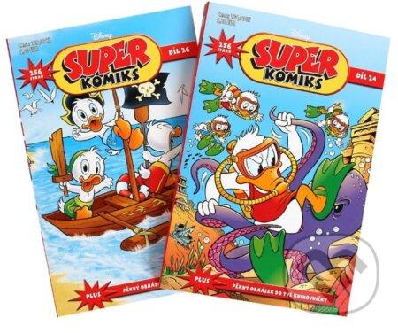Superkomiks balíček (24, 26) - Walt Disney