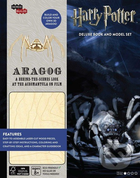 Harry Potter: Aragog - Jody Revenson