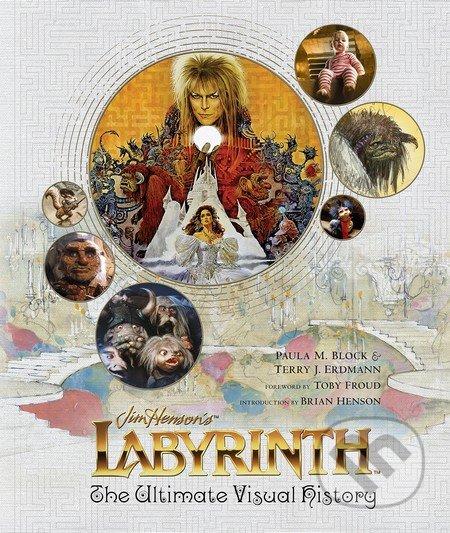 Labyrinth - Paula M. Block