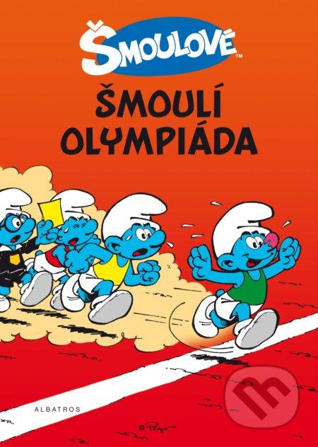Šmoulí olympiáda - Peyo