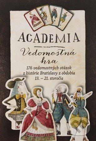 Academia - vedomostná hra - Eva Činčalová