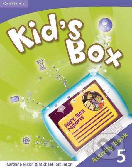 Kid\'s Box 5: Activity Book - Caroline Nixon, Michael Tomlinson