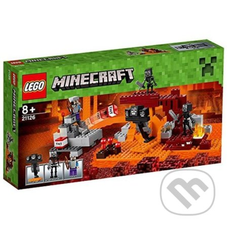 LEGO Minecraft 21126 Wither -