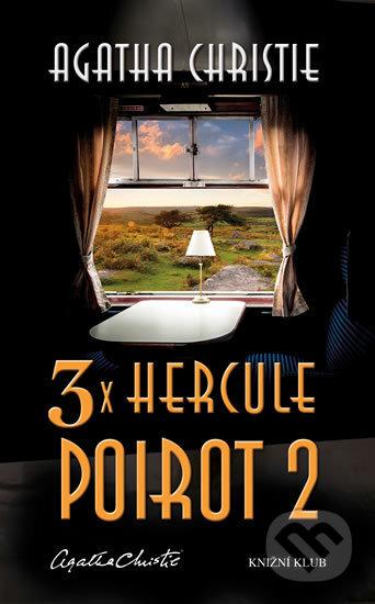 3 x Hercule Poirot 2 - Agatha Christie