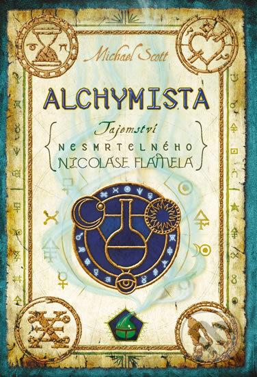 Alchymista - Michael Scott
