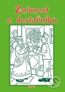 Známost z dostavníku - Vlasta Pittnerová, Václav Kosmánek, Karolina Světlá