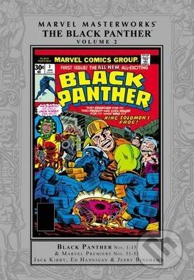 The Black Panther (Volume 2) - Jack Kirby, Jim Shooter, Ed Hannigan